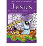 img - for Jesus the Amazing Miracle Maker (Puzzle Books) book / textbook / text book
