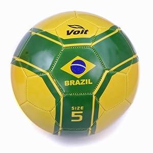 Buy Voit World Cup Soccer Ball Brazil Brasil - Size 5 by Voit