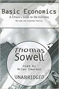 Book review on basic economics by t. sowell essay
