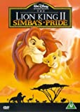 The Lion King II: Simba's Pride [DVD]