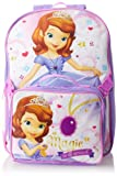 Disney Little Girls'  Princess Sofia Backpack with Lunch Set