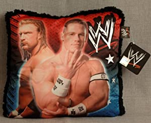 World Wrestling Entertainment Pillow