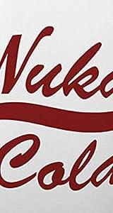 """Fallout """"Nuka Cola - Logo"""" Mug"""