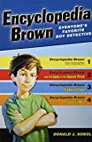 Encyclopedia Brown Box Set (4 Books) (0142409855) by Sobol, Donald J.
