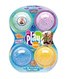 Educational Insights Playfoam - Classic 4-Pack 【知育玩具 つぶつぶ粘土遊び】 プレイフォーム クラシック(4個入り) 正規品