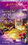 Secrets of the Rose (Thorndike Press Large Print Christian Fiction)