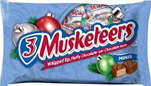 3 Musketeers Minis, 10-Ounce