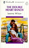 img - for Double Heart Ranch (Harlequin Romance (Large Print)) book / textbook / text book
