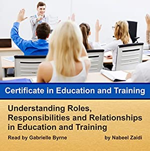 Certificate in Education and Training (CET) Book 1 Audiobook