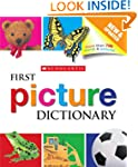 Scholastic First Picture Dictionary (...