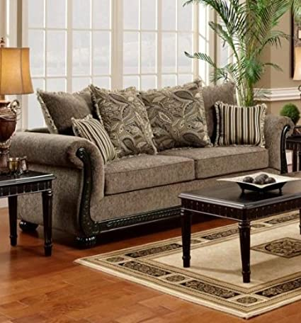Lily Sofa by Chelsea Home Furniture