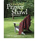 img - for The Crocheted Prayer Shawl Companion: 37 Patterns to Embrace Inspire & Celebrate Life (Paperback) - Common book / textbook / text book