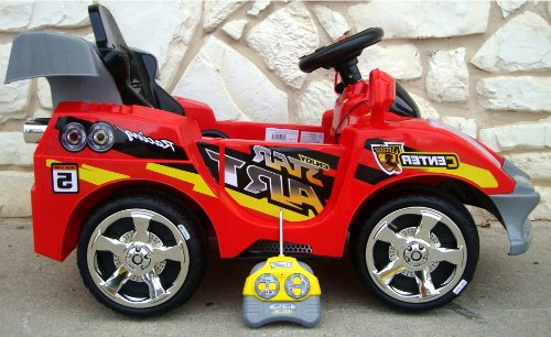New Kids Ride On Car Toy Electric Wheels 6V (RADIO + MP3) Review