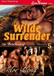 Wilde Surrender [The Brothers of Wild...