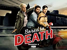 Bored to Death: Season 3