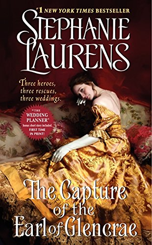 Image of The Capture of the Earl of Glencrae (Cynster Sisters Trilogy)