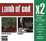 X2 (Ashes Of The Wake / Sacrament)