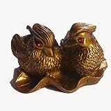 Odishabazar Feng Shui Mandarin Ducks for Love and Romance