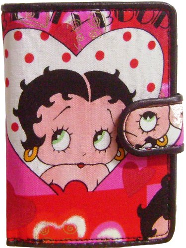 Casual Betty Boop Valentine Small Wallet