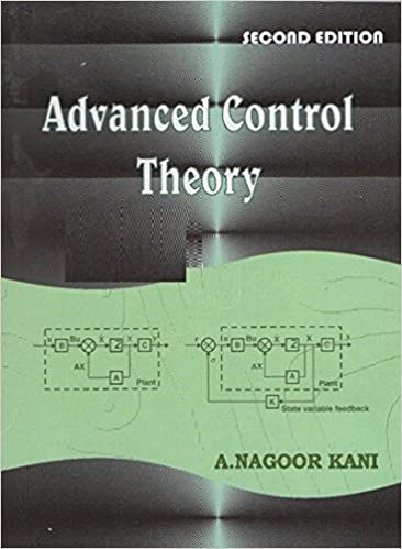 Advanced control theory by nagoor kani
