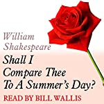 A Dozen Red Roses: Shall I Compare Thee to a Summers Day? | William Shakespeare