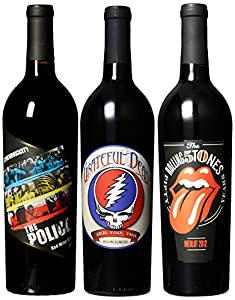 Wines That Rock, Rockstar Special III Mixed Pack, 3 x 750 mL