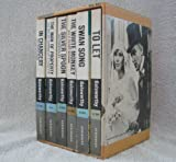 The Forsythe Saga (6 volumes) The Man of Property,  The Silver Spoon, Swan Song, One More River, To Let, The White Monkey, In Chancery