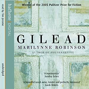 Gilead Audiobook