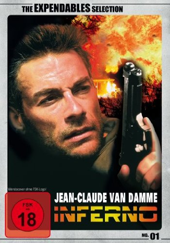 Jean-Claude Van Damme - Inferno (The Expendables Selection)