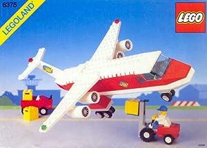 Amazon.com: LEGO 6375 air cargo (japan import): Toys & Games