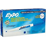 Expo Original Dry Erase Markers, Fine Point, 12-Pack, Blue