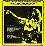 Unmitigated Audacity by Zappa, Frank [Music CD]