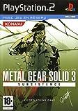 echange, troc Metal Gear Solid 3 : Subsistence