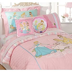 Amazon.com - Disney Princess Elegance Full Sheet Set ...