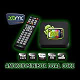 Android 4.2 Dual Core Smart TV Box XBMC 1.6Ghz 1G DDR3 8GB Full HD 1080P