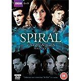 Spiral (Series 2) - 2-DVD Set ( Engrenages ) ( Spiral - Series Two )par Philippe Duclos