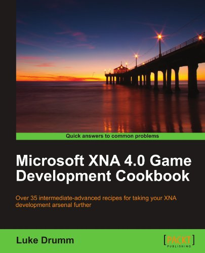 Microsoft XNA 4.0 Game Development Cookbook (Xna Game Development compare prices)
