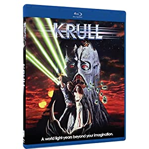 Krull [Blu-ray] [Import anglais]
