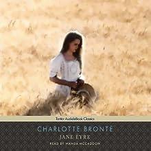 Jane Eyre (       UNABRIDGED) by Charlotte Brontë Narrated by Wanda McCaddon