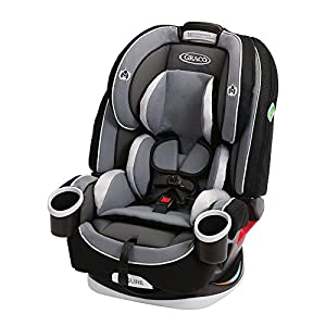 Graco 4ever All-in-one Convertible Six-position Recline Car Seat - Cameron