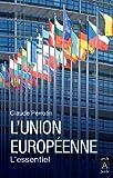 L'Union européenne, l'essentiel