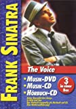 Frank Sinatra - The Voice  (+CD/+Hörbuch)