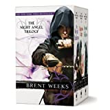 Brent Weeks The Night Angel Trilogy 3 Books Collection Pack Box Set (The Night Angel Trilogy) (Brent Weeks Collection) (The Way of Shadows, Shadow's Edge, Beyond the Shadows)