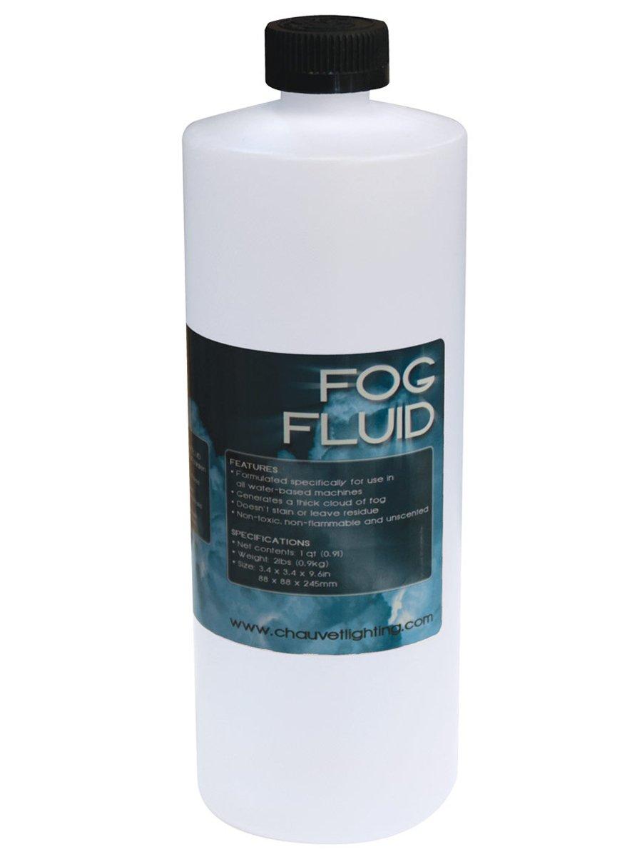 fog machine fluid target