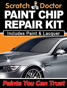 The Scratch Doctor Touch Up Paint Le Mans Blue by The Scratch Doctor