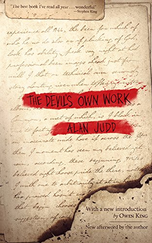 Alan Judd - The Devil's Own Work (Valancourt 20th Century Classics)