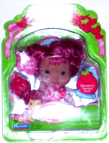 Buy Strawberry Shortcake Berry Lil' Babies ~ Strawberry Shortcake with Short Hair