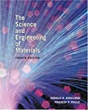 The Science and Engineering of Materials (with CD-ROM) (0534953735) by Donald R. Askeland