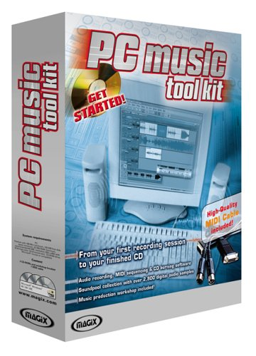 Magix PC Music Tool Kit ( Inc Free Midi Cable )