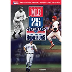 Mlb 25: Greatest Postseason Home Runs